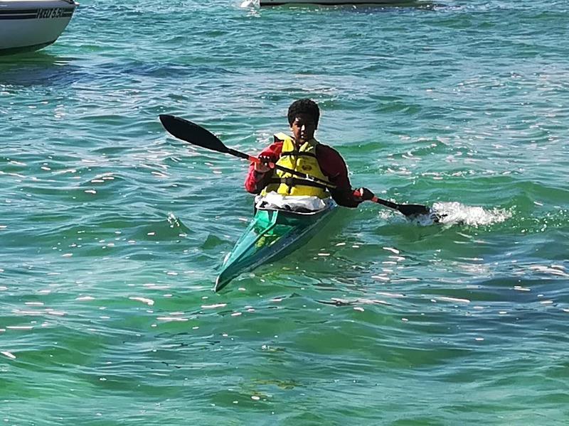 YCGC - Ecole de Pagaie Kayak eaux vives ,lac de Paladru