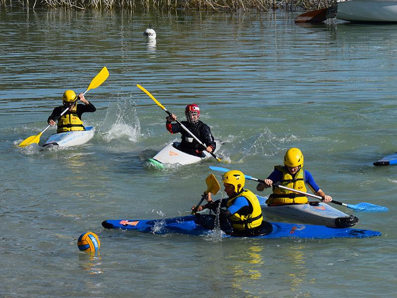 section kayak